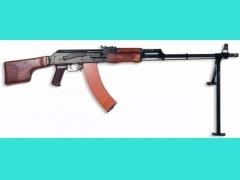 ММГ Ручной пулемет Калашникова (РПК)