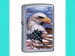 Зажигалка Zippo 24764 FREEDOM WATCH