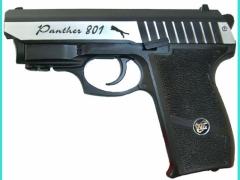 BORNER Panther 801