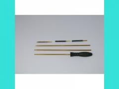 Набор для чистки пневматической винтовки Блиндаж (кал. 4,5)