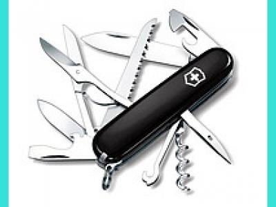 Нож Victorinox Huntsman 1,3713,3
